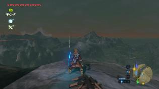 Breath of the Wild Star Fragment Hunting - Get that Star Fragment 001