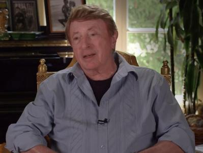 Larry Cohen, the subject of the King Cohen Documentary