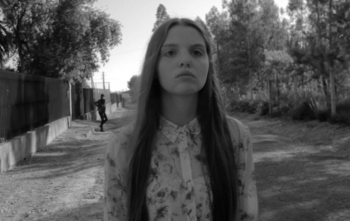 Mafalda Banquart as Filipa - The Forest of the Lost Souls Movie Review