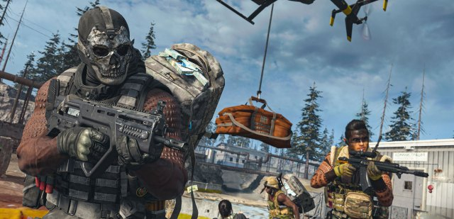 Call of Duty Warzone's Plunder Mode