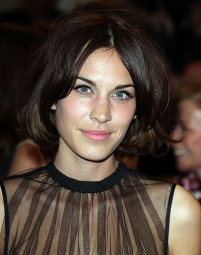 Alexa Chung Short Hairstyles PoPular Haircuts