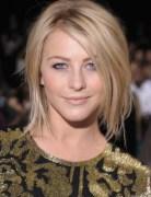 Julianne Hough Shoulder Length Bob Haircut for Straight Hair 2013