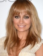 Nicole Richie Long, Straight Hairstyle for Fine Hair