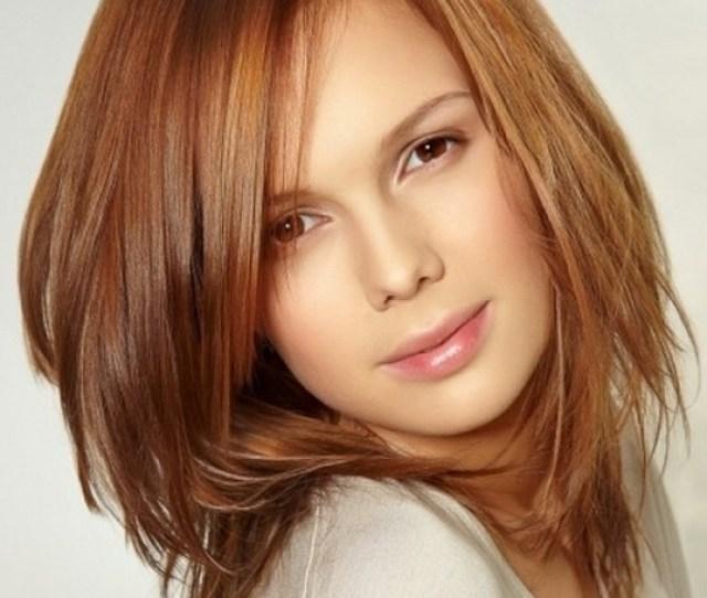 Simple Hairstyles For Girls Medium Straight Hair