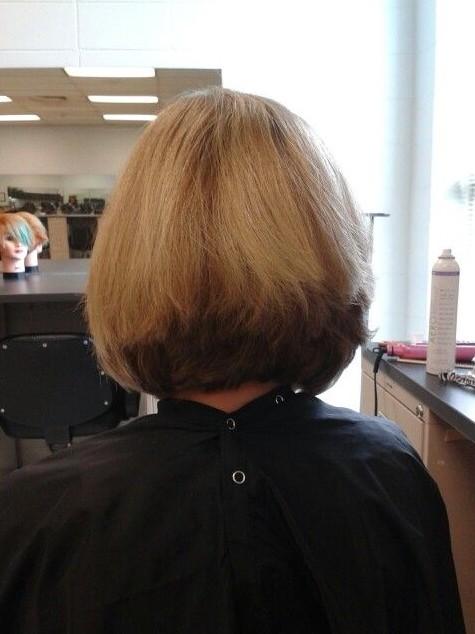 Stacked Bob Haircut For Straight Hair PoPular Haircuts