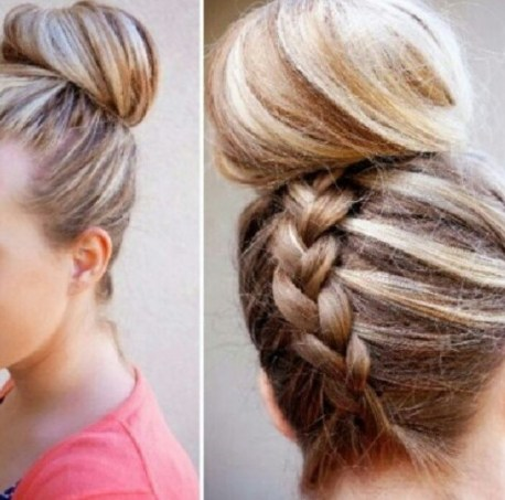 2014 Updo Hairstyles: Easy stylish updos for long hair