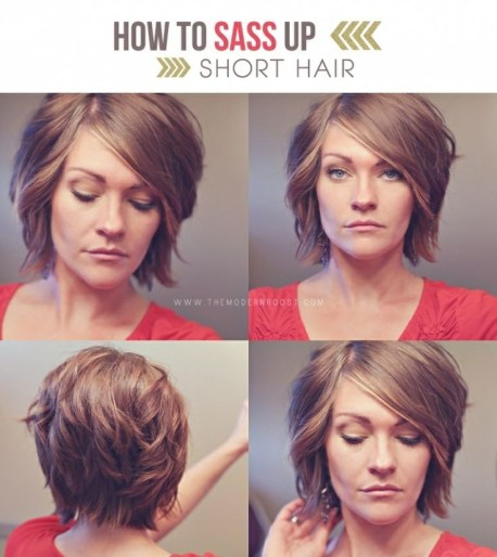 Trendy Short Hairstyles for Winter