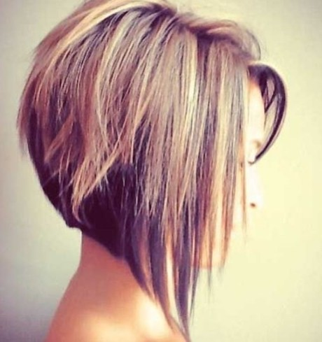 A Line Hairstyles: Bob Hair Cuts for Short Hair
