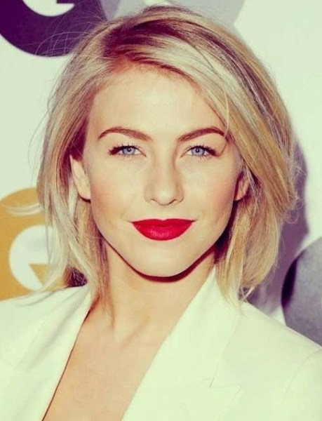 Blond Bob for Short Straight Hair