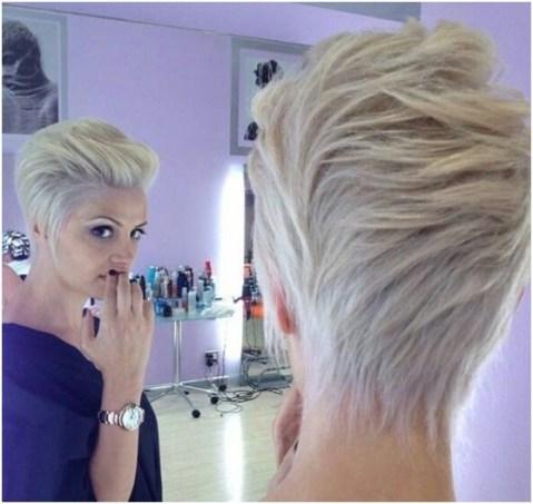 Cool Pixie Haircut 2014 - 2015