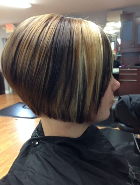 Trendy Short Straight Hairstyle: Bob Haircuts 2015