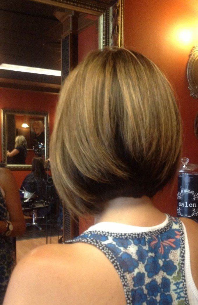 10 chic inverted bob hairstyles: easy short haircuts
