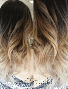 Perfect Ombre Hair with Blonde