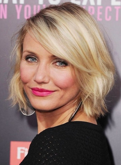 20 Star Studded Celebrity Bobs Hairstyle Ideas For Medium