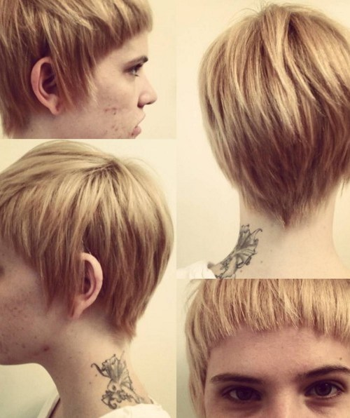 30 Stylish Short Hairstyles: Curly, Wavy, Straight Hair ...
