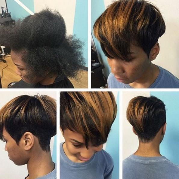 20 Trend Setting Hair Style Ideas For Black Womenamp Girls