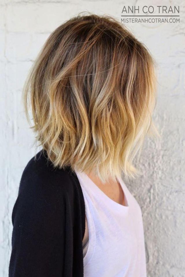 23 cute bob haircuts & styles for thick hair: short