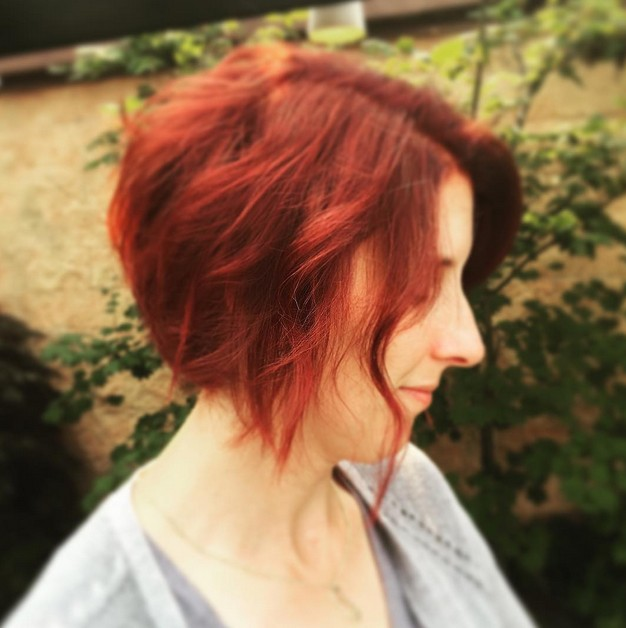 Lovely And Convenient Angled Bob Haircuts PoPular Haircuts