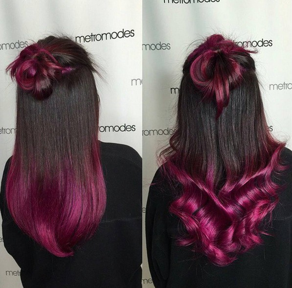 22 Trendy And Tasteful Two Tone Hairstyle Youll Love
