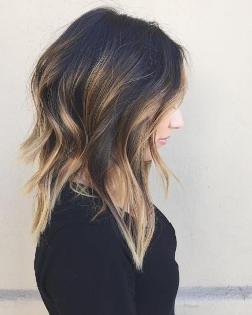 blonde-hair-ends-latest-medium-hairstyles-for-women-