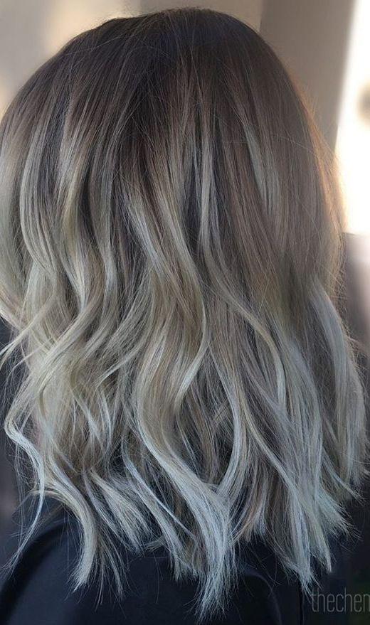 Chic Everyday Hairstyles for Medium Length Hair, Women Medium Haircut