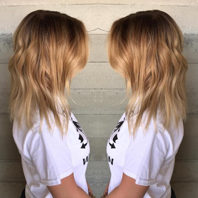 hottest lob haircut ideas - best long bob hairstyles and lob