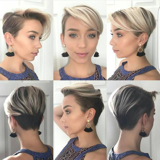 10 latest long pixie hairstyles to fit & flatter - short