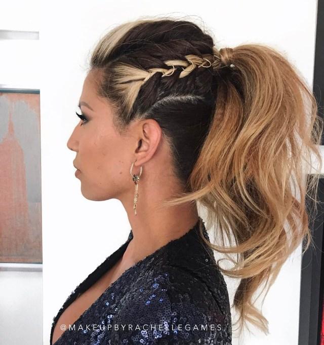 10 ponytail hairstyles - pretty, posh, playful & vintage