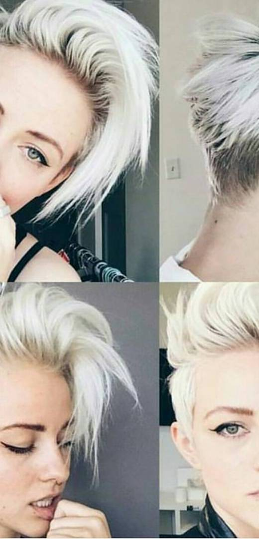 10 Choppy Haircuts For Short Hair In Crazy Colors Health Food Is