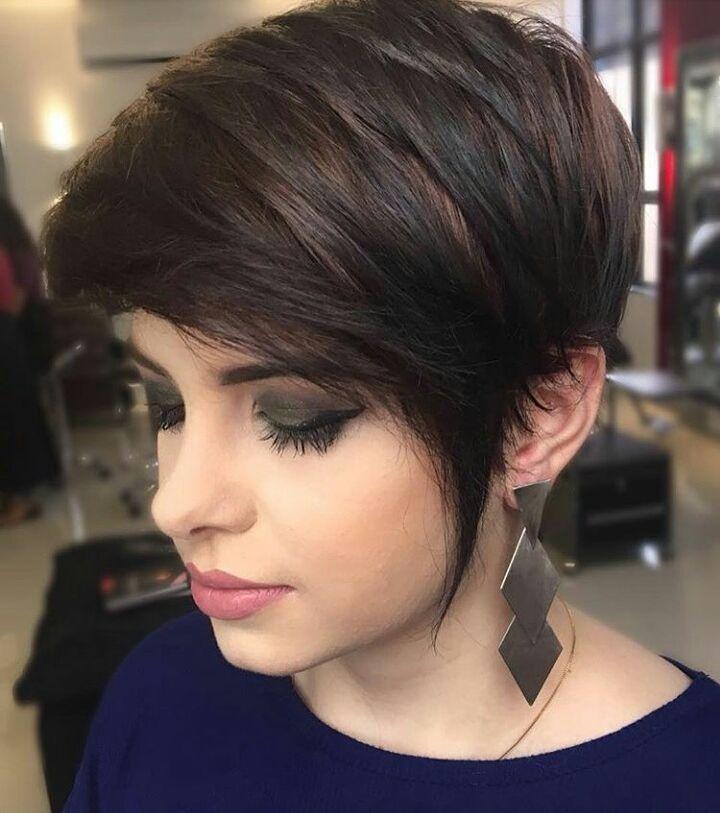 10 Trendy Short Hairstyles for Women Over 40 , crazyforus