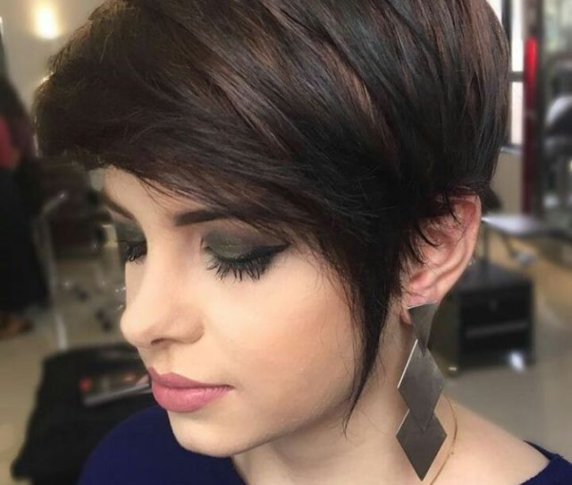 Best Short Hairstyles For Women Over  Chic Pixie Haircut