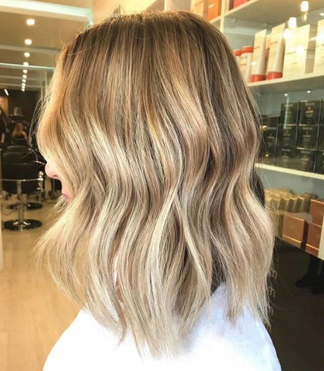 10 everyday medium hairstyles for thick hair 2019: easy
