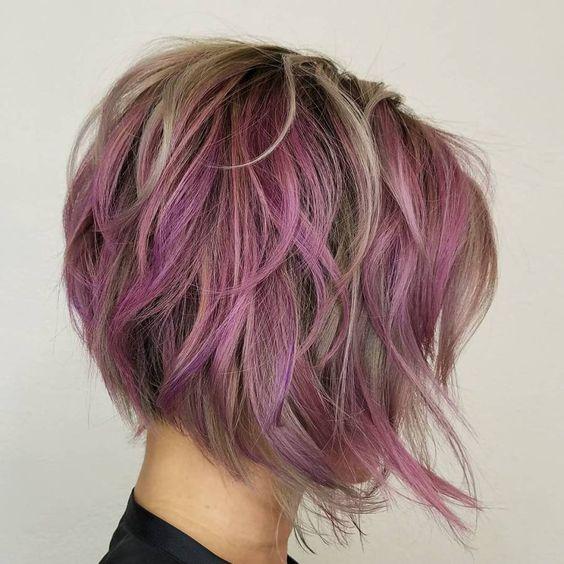 10 Messy Hairstyles For Short Hair 2019 Short Hair Cut