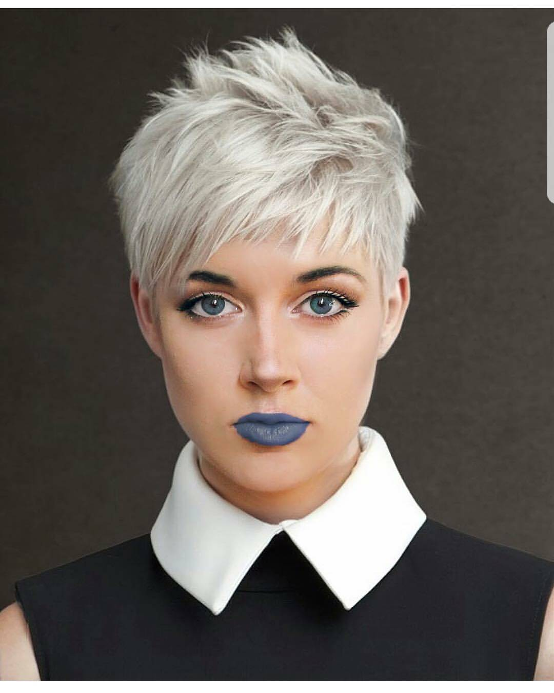 10 Easy Pixie Haircut Styles Amp Color Ideas 2019
