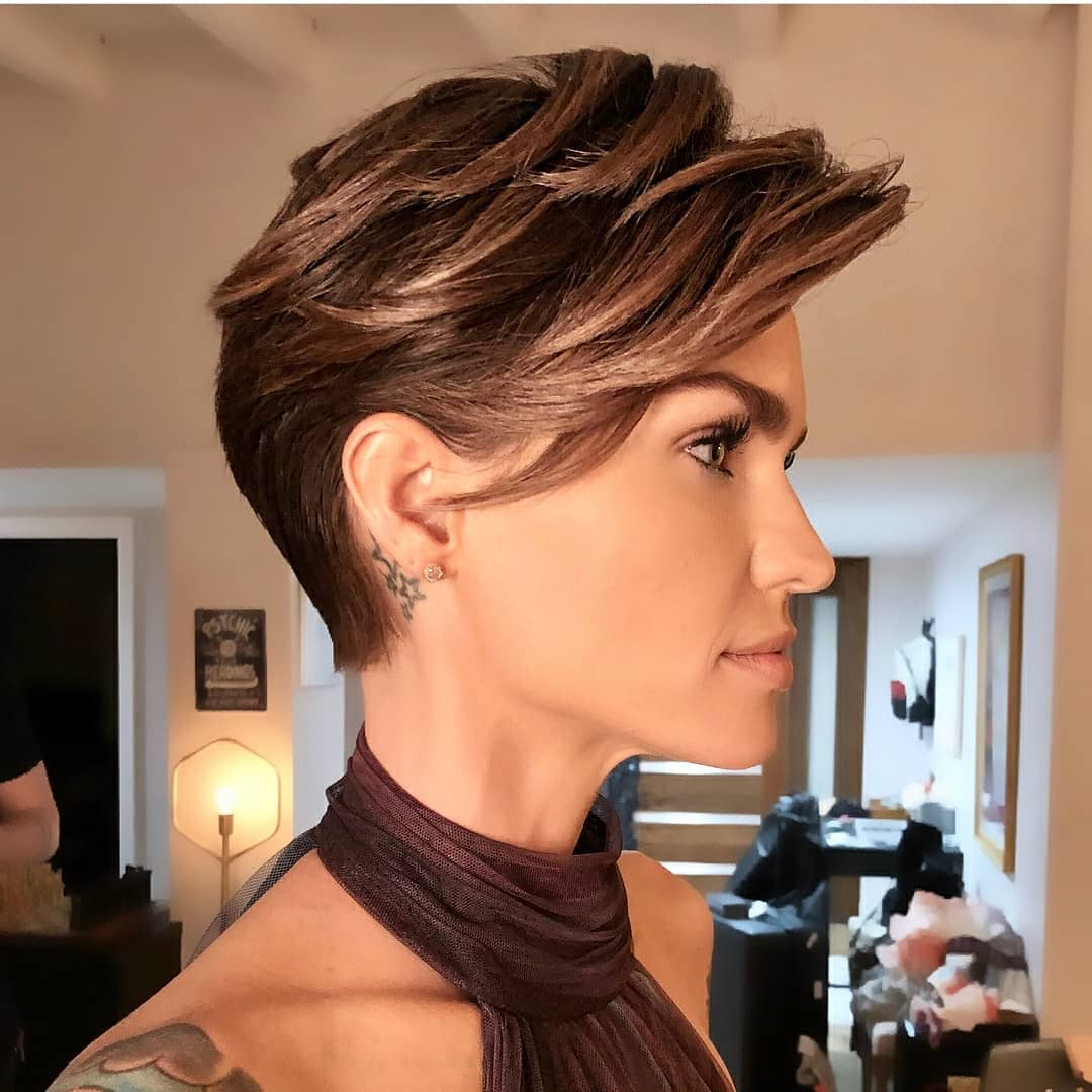 10 Edgy Pixie Haircuts For Women Best Short Hairstyles 2019