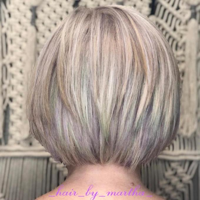 10 medium bob haircut ideas, casual short hairstyles for