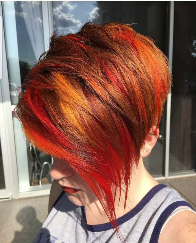 Image Result For Asymmetrical Long Hairstyles