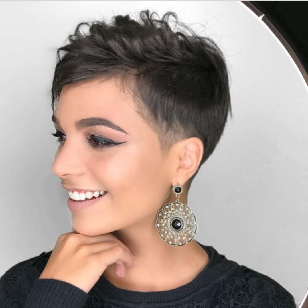 10 Stylish Feminine Pixie Haircuts Short Hair Styles 2019