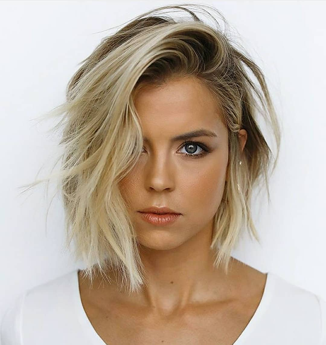 Ten Trendy Short Bob Haircuts For Female Best Short Hair