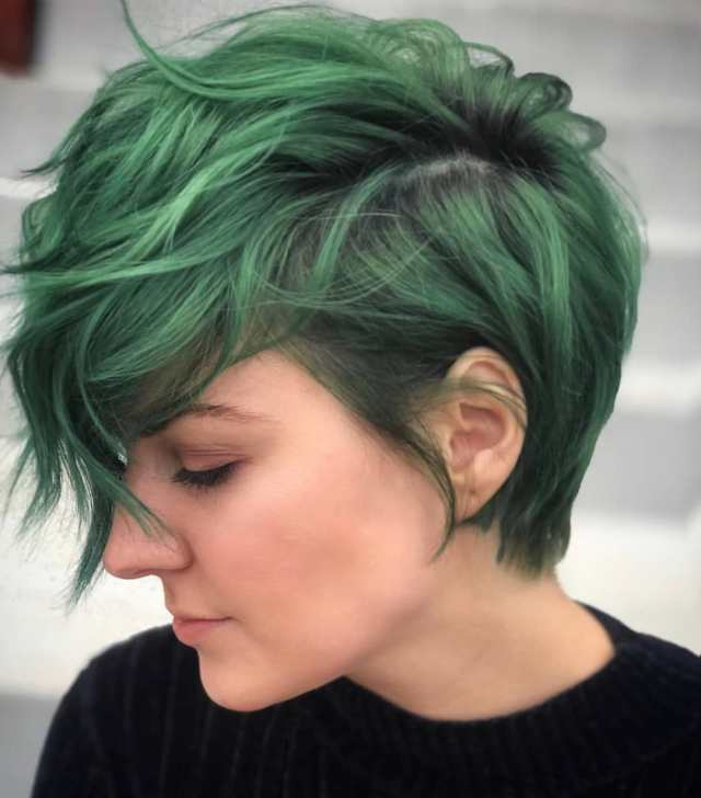 10 casual short hairstyles for women - modern short haircut