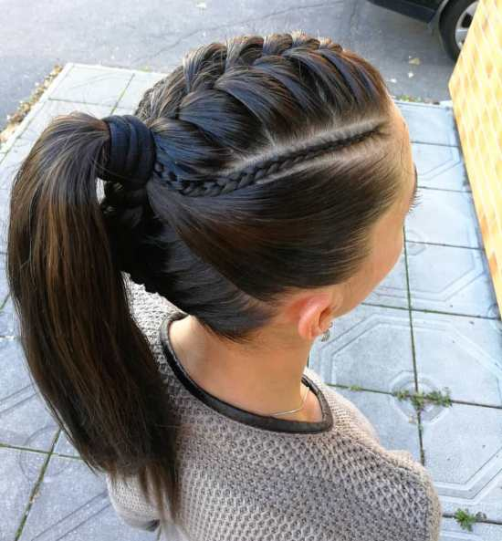 Cute Braided Hair Styles for Woman & Girl - Lovely Long Hairstyle Ideas