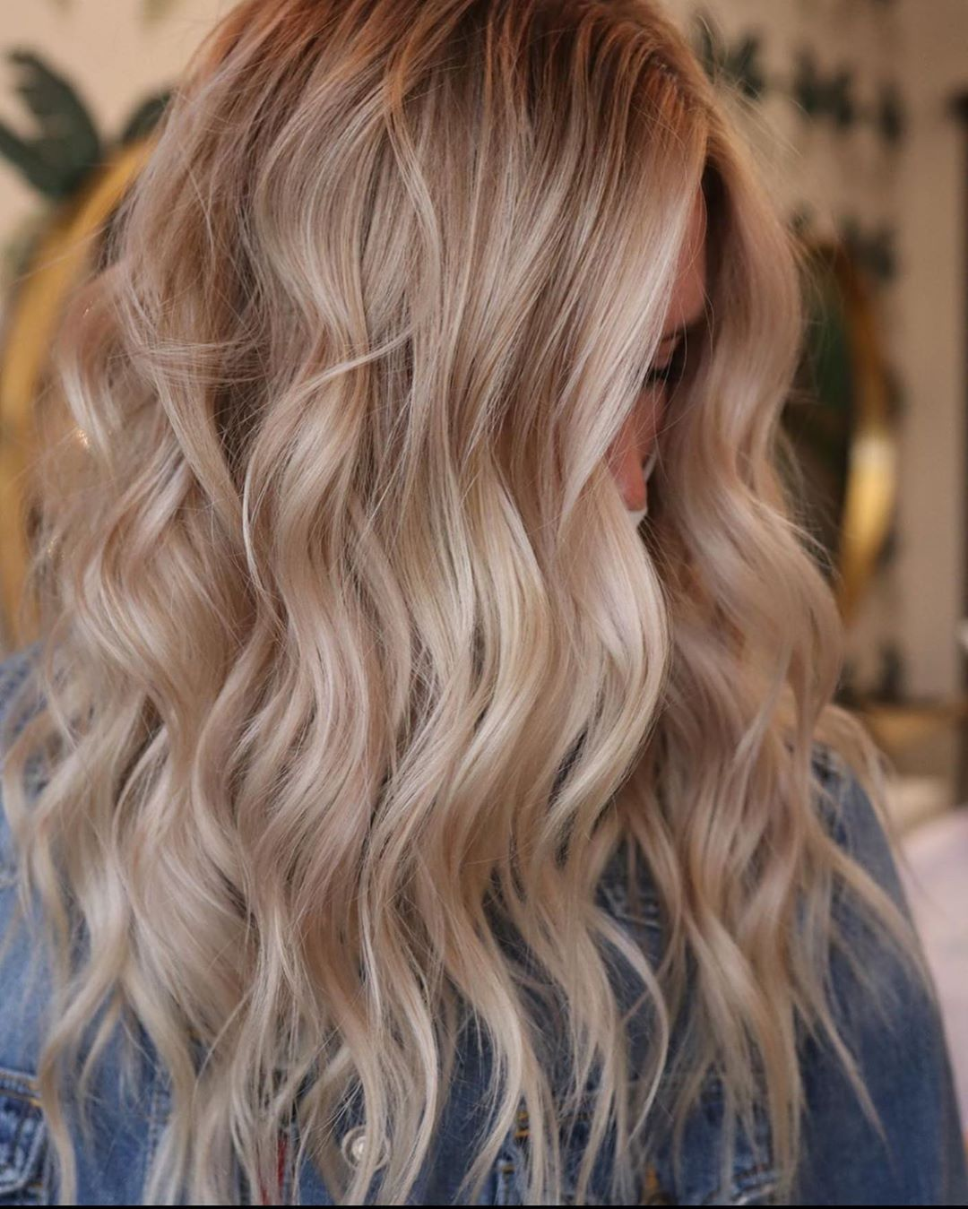10 Female Long Hairstyle with Color Trend - Women Long ...