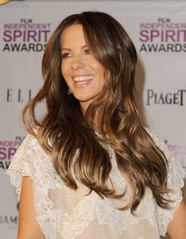 Long Layered Hairstyles 2012