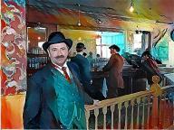 Pop Haydn Mascot Saloon