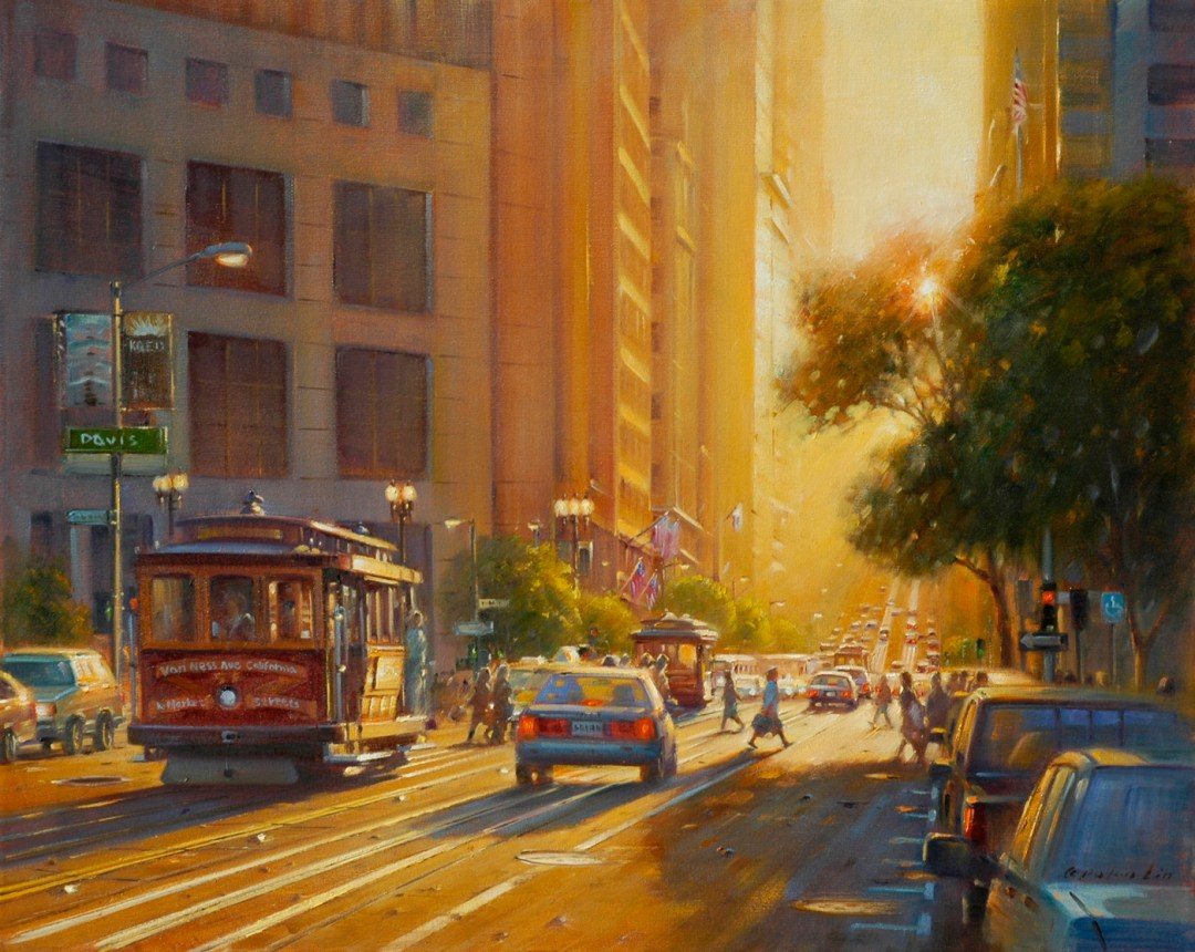 California Glow, 24x30 (SOLD)