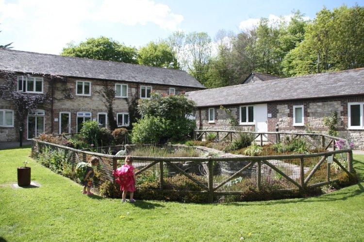 The cottages at Greenwood Grange