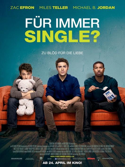 Filmposter: Für immer Single?
