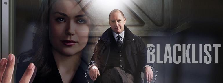 Serien-Poster The Blacklist