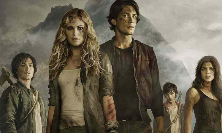 """Serien-Poster """"The 100"""""""