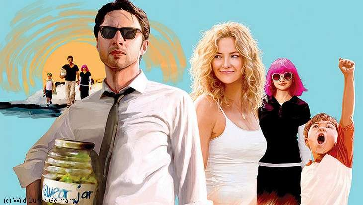 Filmposter: Wish I Was Here